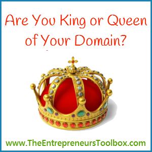 Be The King or Queen of Your Own Web Domain