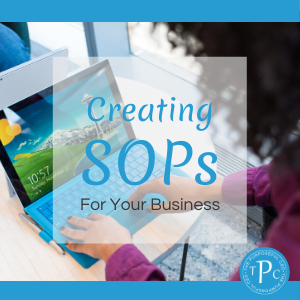 Creating SOPs for Your Business