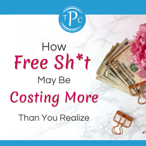 How Free Shit May Be Costing More