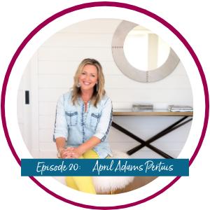 April Adams Pertuis - Episode 20