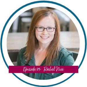Choosing to Make It Happen Rachel Nice Ep25
