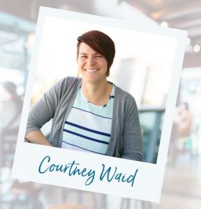 Courtney Waid