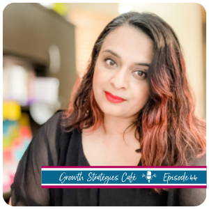 Growth Strategy Café Sarah Khan